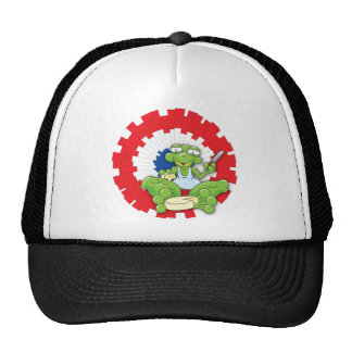 Frenchy Frog Hats