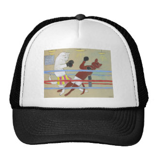 Frenchy World Champion Mesh Hats
