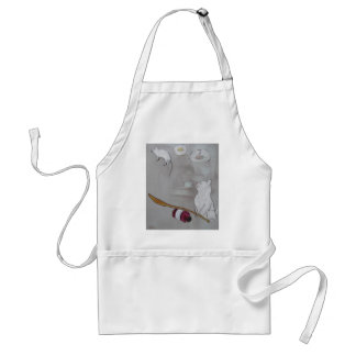 Frenchystarving Adult Apron