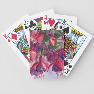 Frenesí fucsia baraja cartas de poker