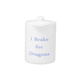 Freno para el cornflower de los dragones