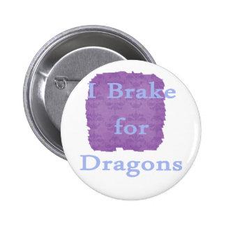 Freno para el cornflower de los dragones pin
