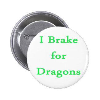 Freno para la menta de los dragones pin