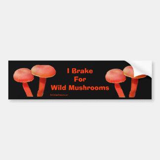 Freno para la pegatina para el parachoques diverti etiqueta de parachoque