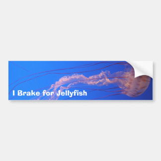 Freno para las medusas etiqueta de parachoque