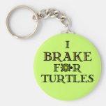 Freno para las tortugas 1 llavero