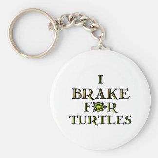 Freno para las tortugas 1 llaveros