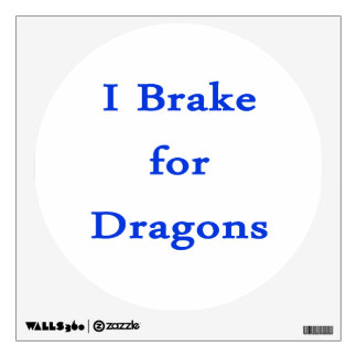 Freno para los dragones azules
