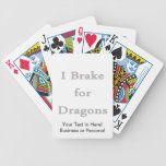 Freno para los dragones grises baraja