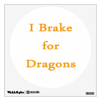 Freno para los dragones l naranja