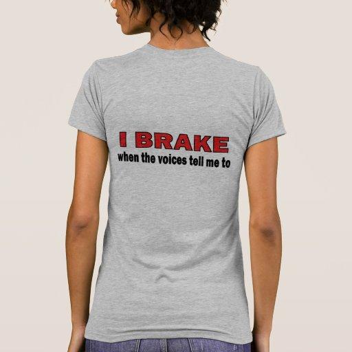 Freno (voces) camiseta