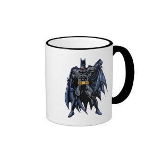 Frente a todo color de Batman Taza A Dos Colores