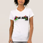 frente de Ayia Napa 2013 Camiseta