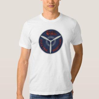 Frente de camisa del propulsor de Curtiss del vint