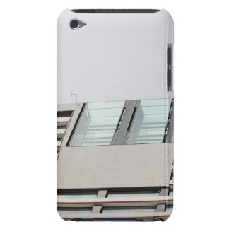 Frente de cristal de un edificio de oficinas, Muni Barely There iPod Carcasa