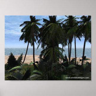 Frente de la playa poster