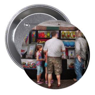 Frente de la tienda - artista - amor adolescente pin