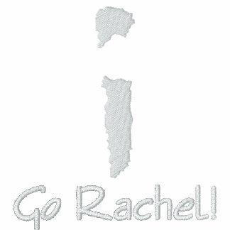 Frente y parte posterior de Raquel - va Raquel