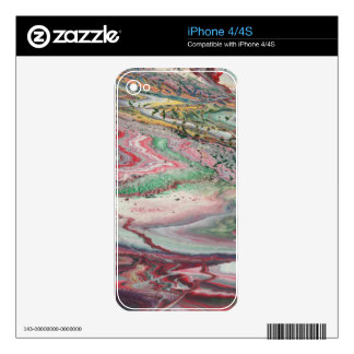 Frenzy Decal For iPhone 4