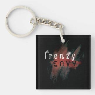 Frenzy Envy Logo key chain