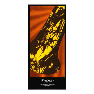 """""""Frenzy"""" Value Bookmarks Rack Card"""