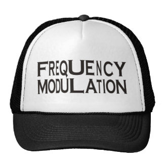 Frequency Trucker Hat