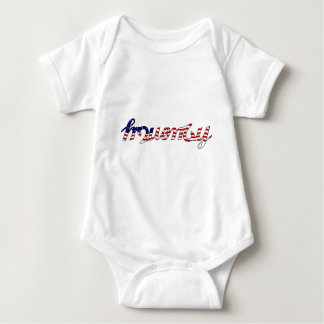 Frequency Independence day Baby Bodysuit