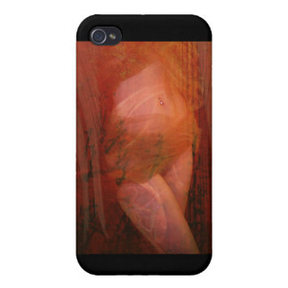 Frequency Intuitive Angel Iphone 4 Case