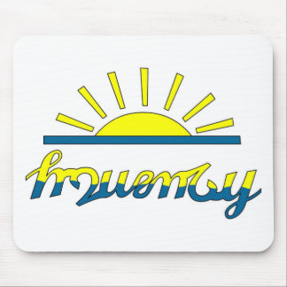 Frequency Summer1 Mousepad
