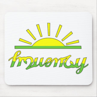Frequency Summer3 Mousepad