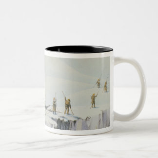 Frequent Appearance of the Ice with Bridges of Sno Coffee Mug