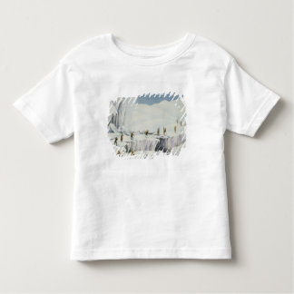 Frequent Appearance of the Ice with Bridges of Sno Tshirt