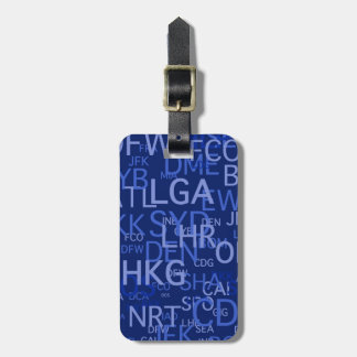 Frequent Flier Luggage Tag