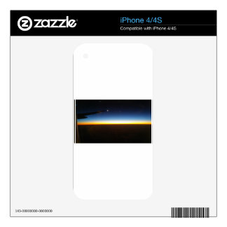 Frequent Flyer Horizontal Skins For iPhone 4S