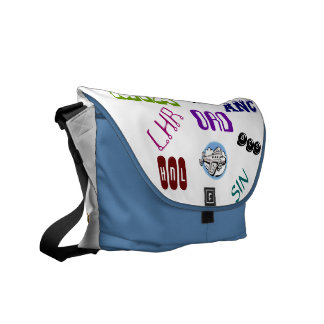 Frequent Flyer Travel Bag Messenger Bags