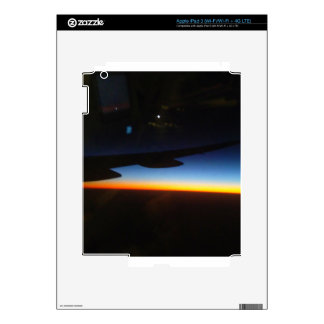 Frequent Flyer Vertical iPad 3 Decal
