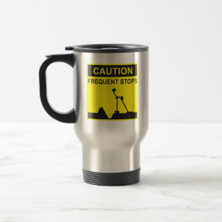 Frequent Stops Mug (both sides)