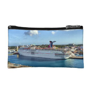 Frequent Visitor Cruise Travel Makeup Bag