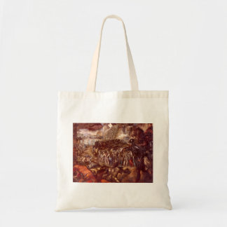 Frerico II Gonzaga conquered Parma by Tintoretto Tote Bag