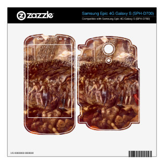 Frerico II Gonzaga conquered Parma by Tintoretto Samsung Epic Skins