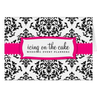 Fresa de la guinda del pastel 311 felicitación
