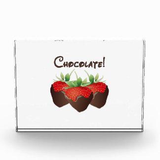 Fresa del chocolate