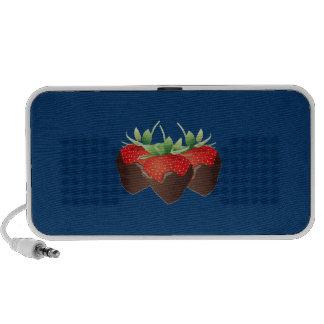 Fresa del chocolate iPhone altavoz
