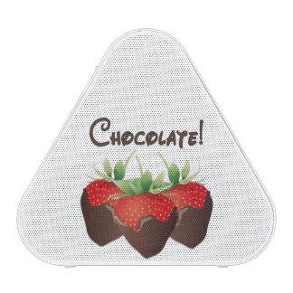 Fresa del chocolate altavoz bluetooth