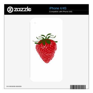 Fresa: iPhone 4 Skins