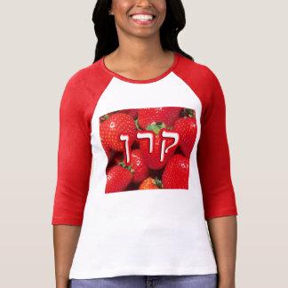 Fresa Karen, Keren, Karyn Camiseta