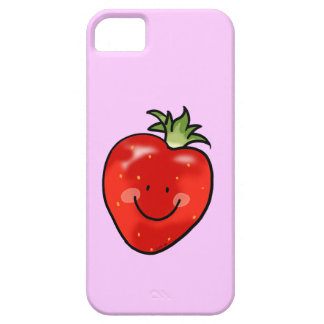 Fresa linda iPhone 5 funda