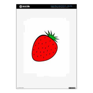 Fresa Pegatina Skin Para iPad 3