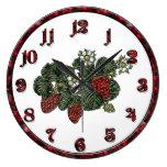 Fresa Reloj De Pared