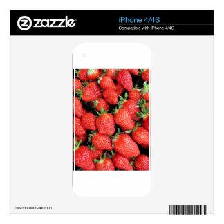 Fresa Skins Para eliPhone 4S